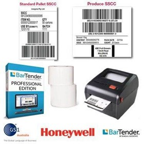 GS1-Compliant SSCC Starter Pack - Barcode Labeling