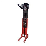 Semi-Electric Pallet Stacker Narrow 3.5m