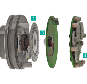 How Magnetic Rotary Encoders Work & Measurement Principles