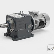 Cylindrical gear motors ITH