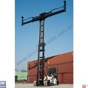 Reach Stacker | Container Handling Forklift