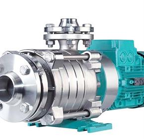 DAF Pumps | EDUR Multiphase Pump