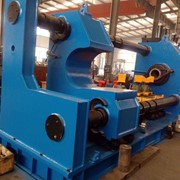 Wheel Set Horizontal Press | Hydraulic Presses