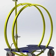 Tuff Lock Ring Utility Trolley
