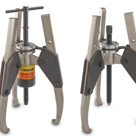 Hydraulic or Manual Bearing Grip Pullers | Sync Grip Pullers