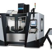 5 Axis CNC Machining Centre | AX 500 - Trunion