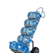 Water Bottle Rotatruck Hand Trucks