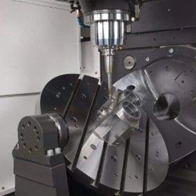 CNC Milling Machine-Mitseiki - Litz LU 5 Axis CNC Machining Centre