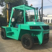 Mitsubishi FD70 Electric Forklifts
