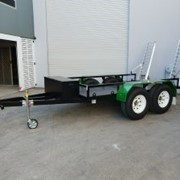 Alltrades Excavator Trailer ALL-TOW 2800E