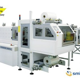 Automatic Bundle Shrink Wrapper | SMIPACK BP802 ARV 350R-S
