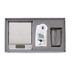 Pocket Brix-Acidity Meter Multi Fruits PAL-BX|ACID F5 Master Kit