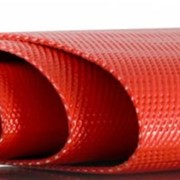 Thornado PVC Red Heavy Duty Layflat Discharge Hose 4 inch 150PSI