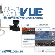 Website re-launch: SatVUE Smart Remote Monitoring