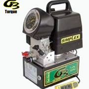 Simplex | Torque Wrench Bolting Pumps | G3 Series - Electric