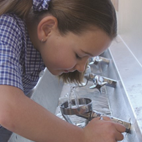 Bubblers, tapware and lab fittings for the education sector
