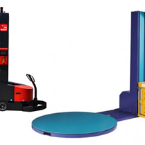 Pallet Wrappers - Stretch Wrapping Machines & Pallet Protection