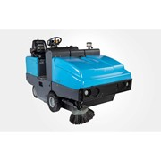 PB180DK-4 Ride-On Sweeper