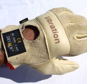 Anti Vibration Gloves | Full Finger - Premium