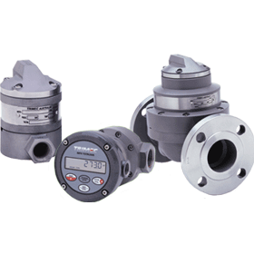 Rotary Piston Flow Meters