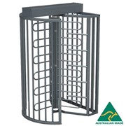 TriStar F21 Full Height Australian Made Security Turnstile with Solar