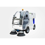 EcoSweep 360 Electric Street Sweeper