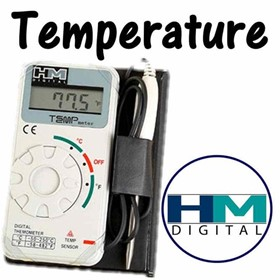 Industrial-Grade Digital Thermometers - TM-1
