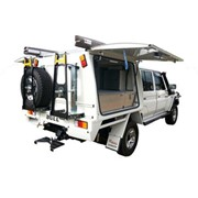 2 Door Enclosed Ute Canopies