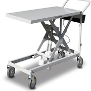 Battery Powered Scissor Lift - 250kg capacity | SLB250