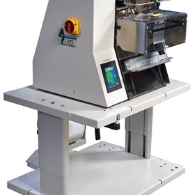 Automatic Poly Bagger and Thermal Transfer Printer | Model T300