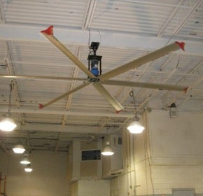 HVLS Fans for Schools : What do you need to consider?
