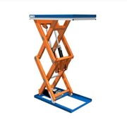 MAVERick Lift Tables | Vertical Double & Triple Scissors