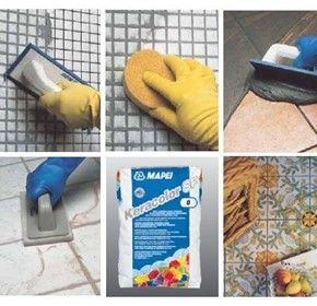 Super-Fine Cementitious Mortar | Keracolor SF