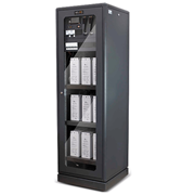 DC Power System with Battery Backup - The SOL Series