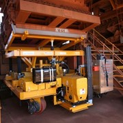Vector Lifting | Mining Maintenance | Feeder Removal Trolley