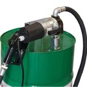 12V Diesel Drum Pump Kit with auto nozzle - 80LPM