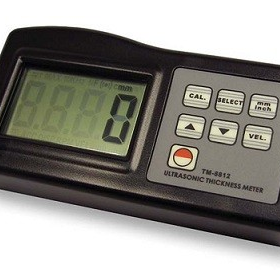 Ultrasonic Thickness Gauge 1.2 - 225mm | DH-TM8812C
