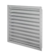 External Louvres | Type WG