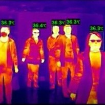 Temperature checks for fever with Thermal Imaging