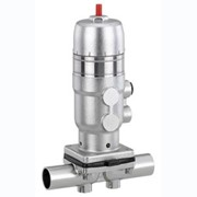 Pneumatic Diaphragm Valve for Dosing and Filling | GEMU 660
