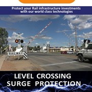 Level Crossing Surge protection