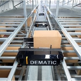 Automated Storage & Retrieval Systems | Dematic Multishuttle