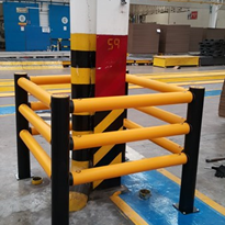 Column Protection | A-SAFE | Column Guard +3