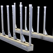 Slab Storage Rack | ASR01 for storage of Granite & Marble