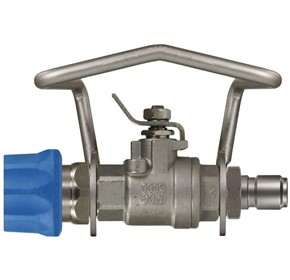 Euro Pumps Ball Valve