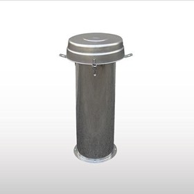 Weigh Hopper Venting Filters | HOPPERTOP