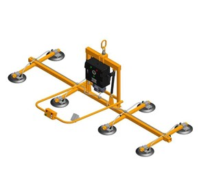 Aardwolf Electric Vacuum Glass Lifter 8 - 1000kg | AEVGLP8-1000
