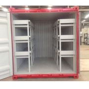 10ft Offshore DNV Workshop Shipping Containers