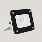 LED Slim Floodlights | Cool White 10W LFL0409WBL