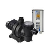 Solar Pool Pumps - Lorentz PS